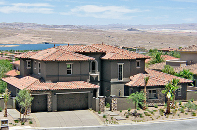 Las Vegas painting of your house or apartment building. Las Vegas home painting.