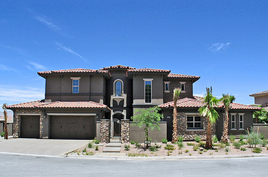 Spanish Trails house painting. Las Vegas painting company for painting your house.