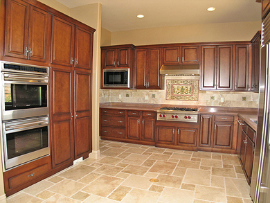 Las Vegas kitchen painting. We meet with you and help you decide which color to use.