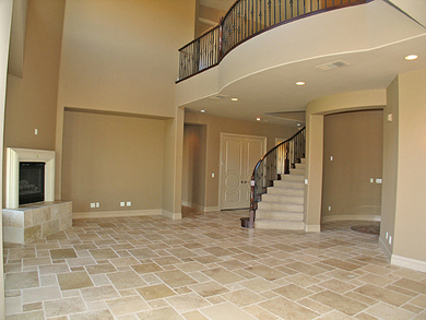 Interior painting of your home or apartment building. Las Vegas apartment building painters.