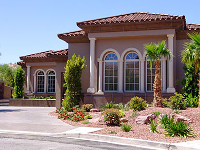 North Las Vegas Painting Company. We paint Las Vegas homes and commecial structures.